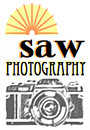 SAW Photography logo